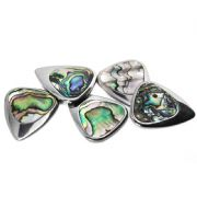 Inlay Tones - Green Abalone - 1 Pick | Timber Tones